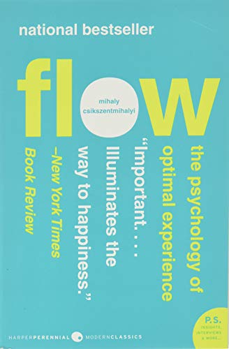9780061339202: Flow: The Psychology of Optimal Experience (Harper Perennial Modern Classics)