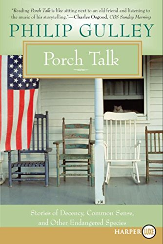 9780061340239: Porch Talk (Distribution)