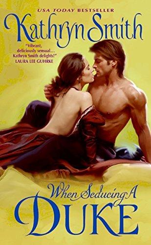 9780061340291: When Seducing a Duke (Victorian Soap Opera)