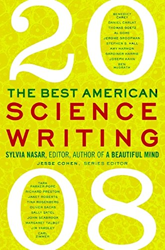 9780061340413: The Best American Science Writing 2008