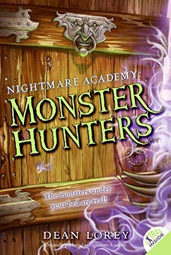 9780061340444: Monster Hunters (Nightmare Academy, No. 1)