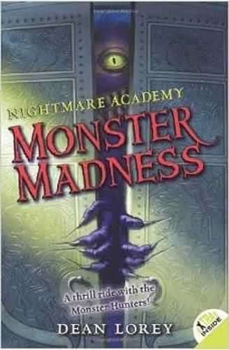 9780061340475: Nightmare Academy #2: Monster Madness