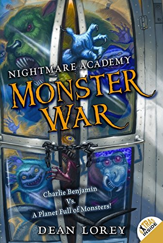 9780061340505: Monster War (Nightmare Academy)