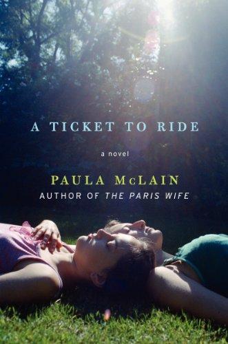 9780061340512: A Ticket to Ride: A Novel