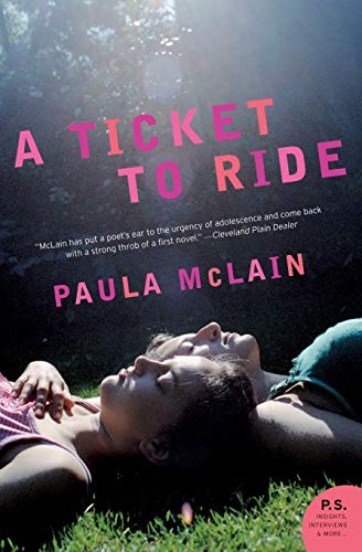 9780061340529: A Ticket to Ride: A Novel