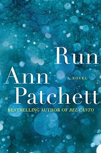 RUN (SIGNED): Patchett, Ann