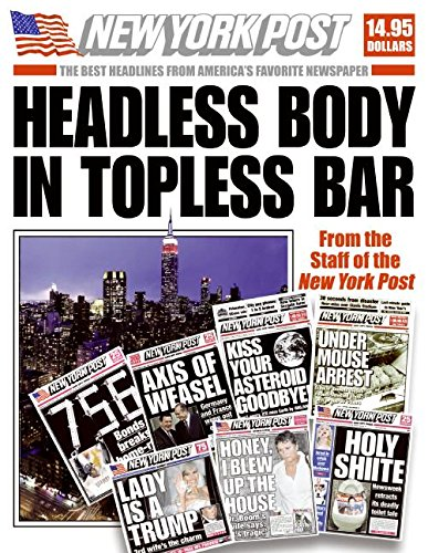 9780061340710: Headless Body in Topless Bar: The Best Headlines from America's Favorite Newspaper