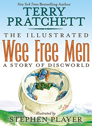 9780061340802: The Illustrated Wee Free Men: A Story of Discworld