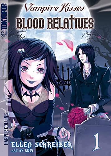 9780061340819: Vampire Kisses Blood Relatives, Volume 1 (Vampire Kisses Graphic Novels (Tokyopop))