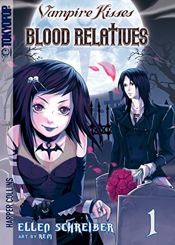 9780061340819: Vampire Kisses: Blood Relatives, Vol. 1