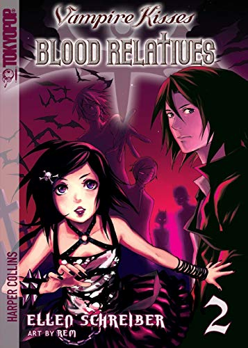 9780061340826: Vampire Kisses Blood Relatives 2