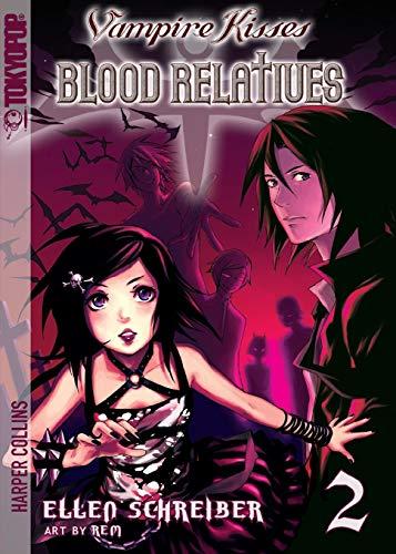 9780061340826: Vampire Kisses: Blood Relatives, Volume II (Vampire Kisses Graphic Novels (Tokyopop))