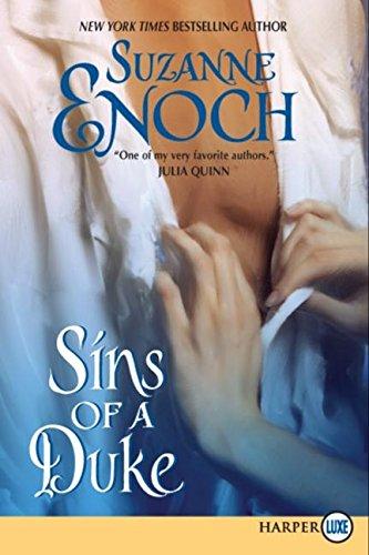 Sins of a Duke (0061340871) by Suzanne Enoch