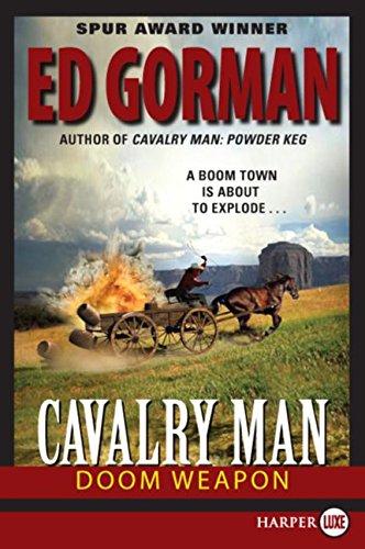 9780061340956: Cavalry Man: Doom Weapon LP
