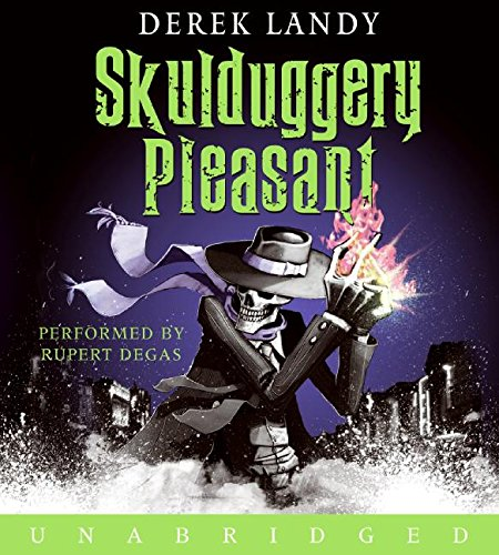 9780061341045: Skulduggery Pleasant CD