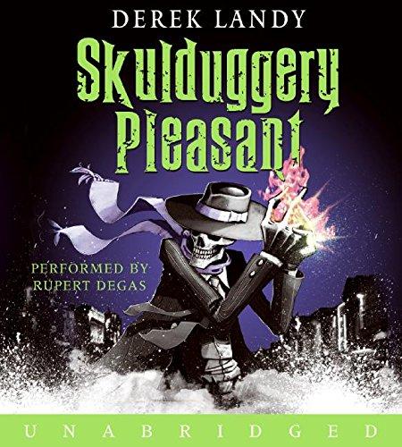 9780061341045: Skulduggery Pleasant (Skulduggery Pleasant - book 1)