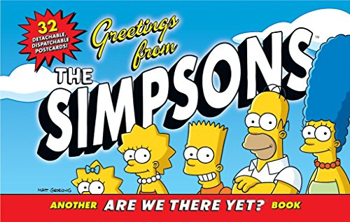 9780061341304: Greetings from the Simpsons (Simpsons (Harper))