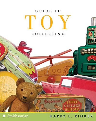 9780061341410: Guide to Toy Collecting