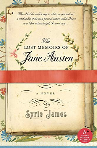 9780061341427: The Lost Memoirs of Jane Austen