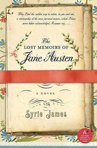9780061341427: The Lost Memoirs of Jane Austen