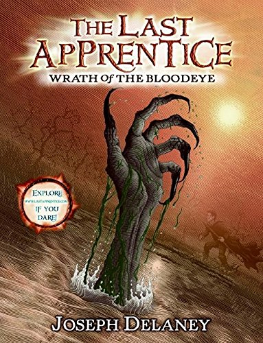 9780061344602: Last Apprentice: Wrath of the Bloodeye (Book 5), The