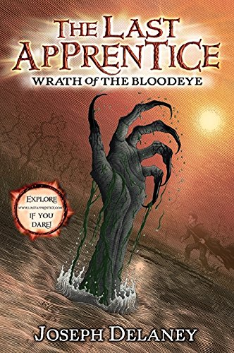 9780061344619: Wrath of the Bloodeye (The Last Apprentice #5)