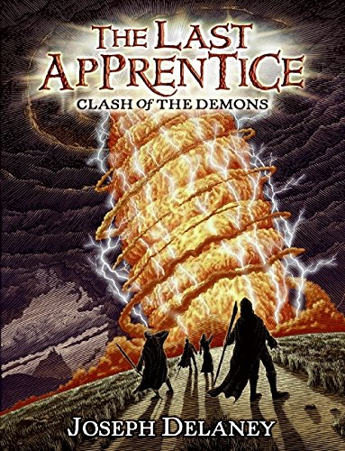 9780061344633: The Last Apprentice: Clash of the Demons (Book 6)