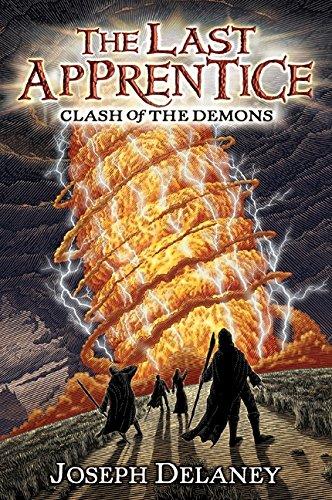 The Last Apprentice: Clash of the Demons (Book 6): Delaney, Joseph