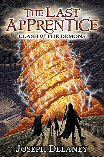 9780061344640: The Last Apprentice: Clash of the Demons (Book 6)