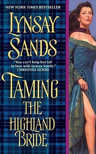 9780061344787: Taming the Highland Bride (Historical Highlands)