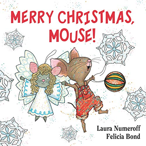 9780061344992: Merry Christmas, Mouse! (If You Give. . .)
