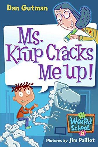 9780061346064: My Weird School #21: Ms. Krup Cracks Me Up!