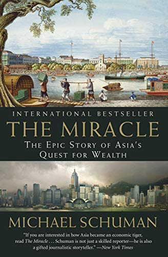 9780061346699: The Miracle: The Epic Story of Asia's Quest for Wealth