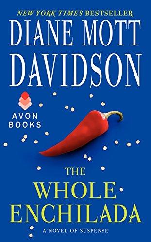 9780061348181: The Whole Enchilada: A Novel of Suspense (Goldy Schulz)