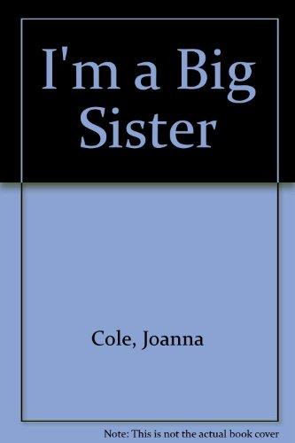 9780061349072: I'm a Big Sister
