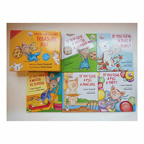 Mouse and Friends Treasure Box: Laura Numeroff