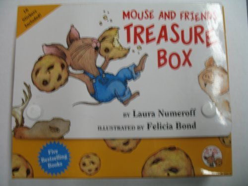 9780061349584: Mouse and Friends Treasure Box