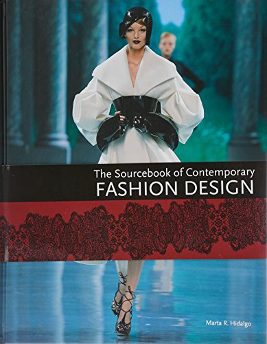 9780061349805: The Sourcebook of Contemporary Fashion Design