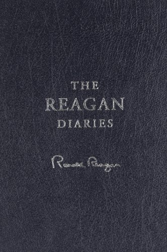 The Reagan Diaries, Leatherbound Edition: Ronald Reagan