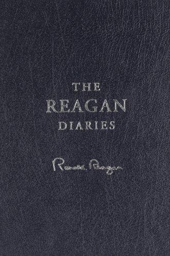 The Reagan Diaries, Leatherbound Edition: Ronald Reagan; Douglas