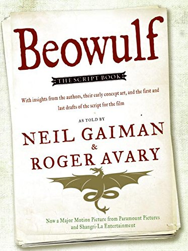 9780061350160: Beowulf: The Script Book