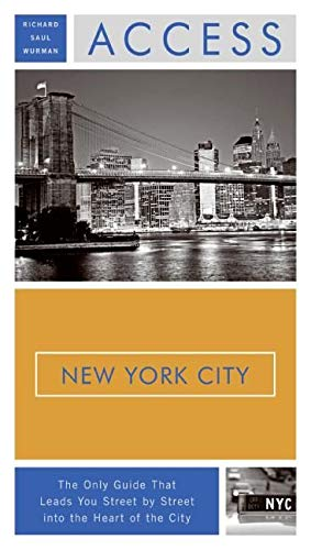 9780061350375: Access New York City 13e (Access Guides)