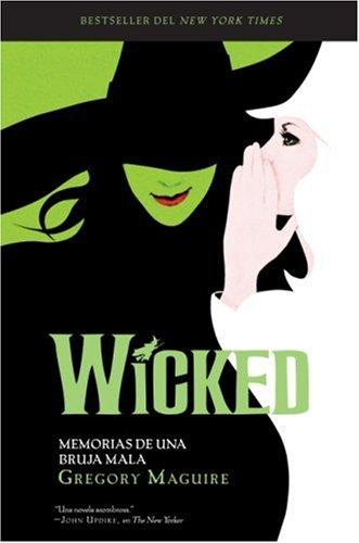 9780061351396: Wicked: Memorias de una Bruja Mala (Wicked Years) (Spanish Edition)