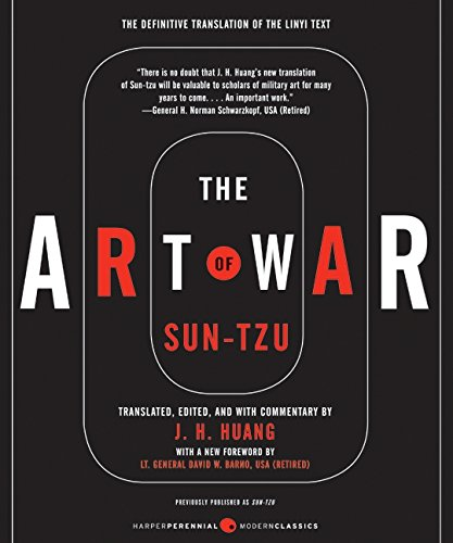9780061351419: The Art of War: The New Translation