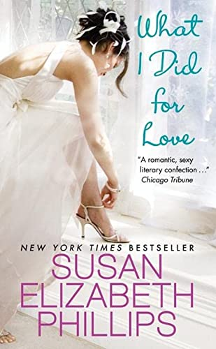 9780061351518: What I Did for Love