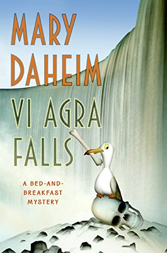 9780061351549: Vi Agra Falls (Bed-And-Breakfast Mysteries)