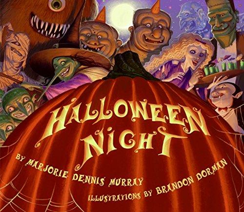 9780061351860: Halloween Night