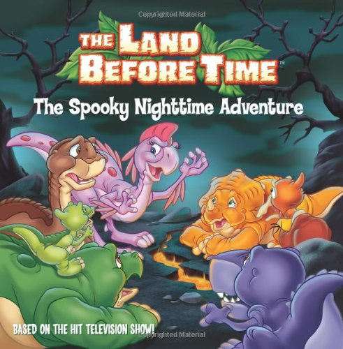9780061352980: The Land Before Time: The Spooky Nighttime Adventure (Land Before Time (Harperentertainment))