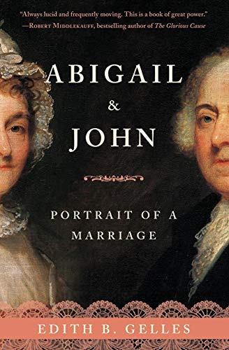 9780061354120: Abigail and John: Portrait of a Marriage