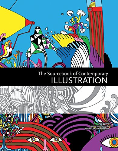 9780061354137: Sourcebook of Contemporary Illustration